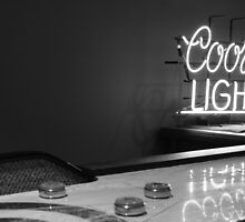 Coors Light by Lynn  Gibbons