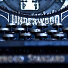 Underwood Typewriter II by Tia Allor (formerly Bailey)