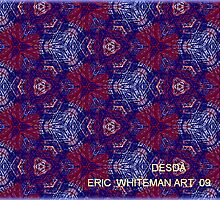 ( DESDA  )  ERIC WHITEMAN ART  by eric  whiteman