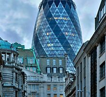 The Gherkin by Mario Curcio