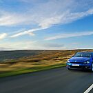 VW Scirocco on the Yorkshire Moors .... by M-Pics