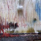 paint brush from a skip by kenkrash