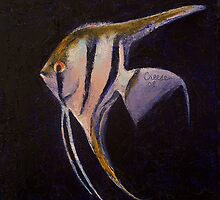 Angelfish by Michael Creese