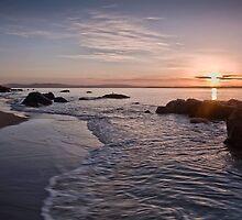 Summer sunrise by Kelly McGill