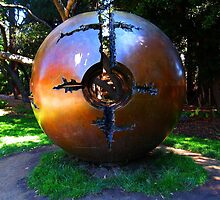 Sphere. Berkeley, California 2008 by Igor Pozdnyakov