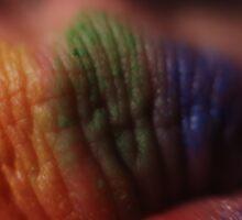 Taste My Rainbow Lips, Miss.   by vhorton