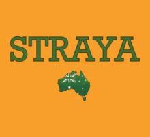 STRAYA! by Kristi Bryant