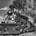 Engine 488, Cumbres & Toltec Railway, Part II by Mitchell Tillison
