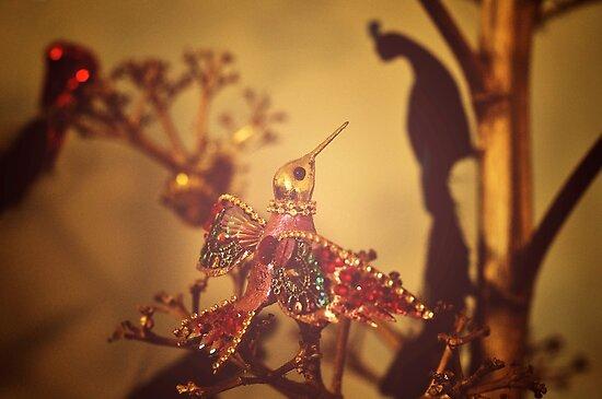 Bird Tree by Nico Kenderessy