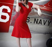 War Time Beauty by ReenaRose