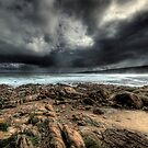 Approaching Squall - Yallingup, Western Australia by Jeff Catford