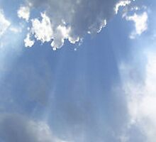 Rays Through the Clouds by art2plunder