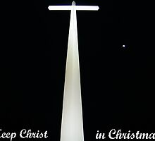 Keep Christ in Christmas by BShirey