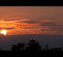 Molten Dawn by GerryMac