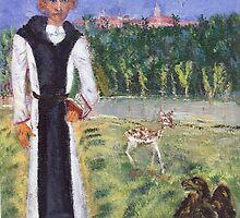 Blessed Marie-Joseph Cassant by micheline