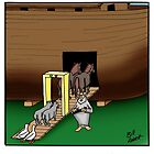 Funny Biblical Humor by abbottoons
