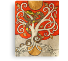 The Serpent Tree Canvas Print