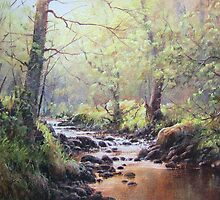 First Colour, Holystone, Northumberland by JoeHush