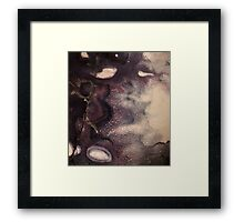 Etude: homage to Peter Maxwell Davies Framed Print
