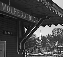 Wolfeborough Station by AntonLee