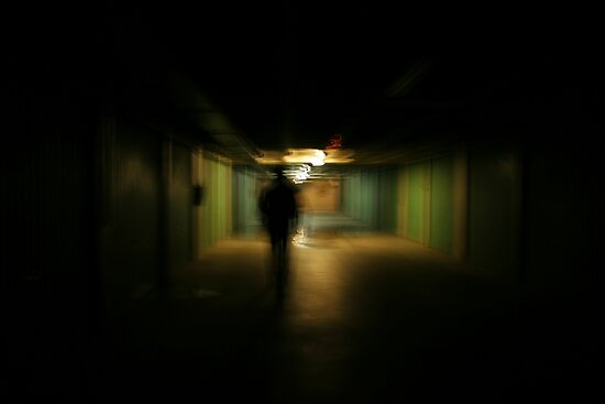The Lonely Man by Ingz
