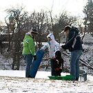 Winter Family Fun by kkphoto1
