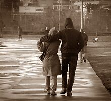 Love is a walking together ... by rasim1