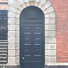 The Door to The Brewery by Allen Lucas