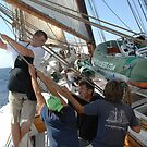 "Sailing: Schoner ""Sir Robert"" IX - www.sir-robert.com by Frank Schneider"