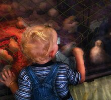 Look at the baby by Mike  Savad