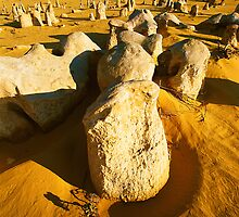 Pinnacles Desert, Nambung NP by Kevin McGennan