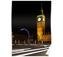 The City of London Poster