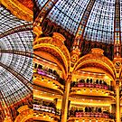 Les Galeries Lafayette - architecture in Paris by faithie