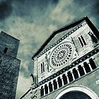 Church of San Pietro - Tuscania by Silvia Ganora