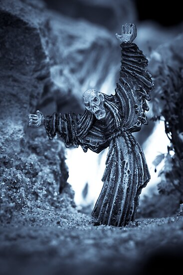 Eternally Doomed Ghost by Marc Garrido Clotet