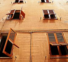 Monterosso - Italy by Miguel De Freitas