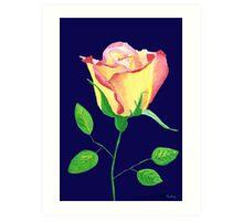 Love in Bloom Art Print