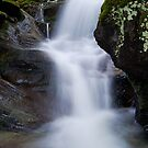 A Small Falls - Up Close by Stephen Beattie