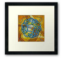 Celtic 1 Rehash Mish-mash! Framed Print