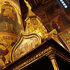 Golden Canopy, Moscow by Christina Backus