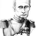Tsar Putin by liquidnerve