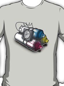 Graffiti Bombing T-Shirt
