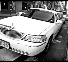 Uptown Limousine by Rdestruction