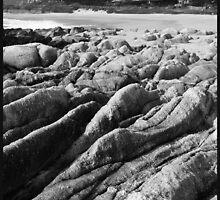 A Coastal Scene by olmik