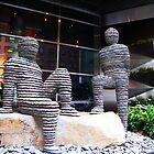 Asaf & Yo'ah - Bluestone & Boulder - New York by Bev Pascoe