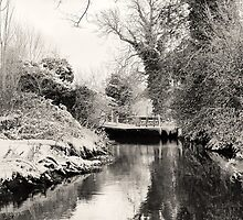By the Ford at Batford by Roantrum
