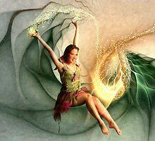 Universal Fairy by Andrea Ida Rausch