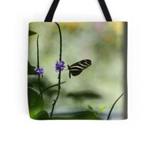 Butterfly in The Pavilion Tote Bag