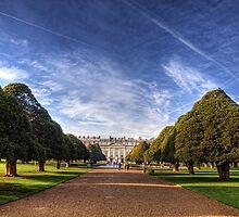 Hampton Court Palace by NeilAlderney
