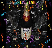 Have A Safe And Wonderful New Year by Jonice